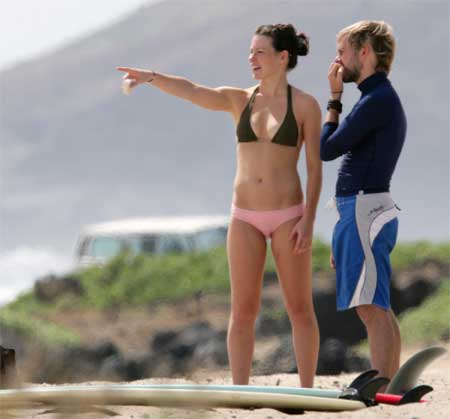 Dominic monaghan dating evangeline lilly 2010 4