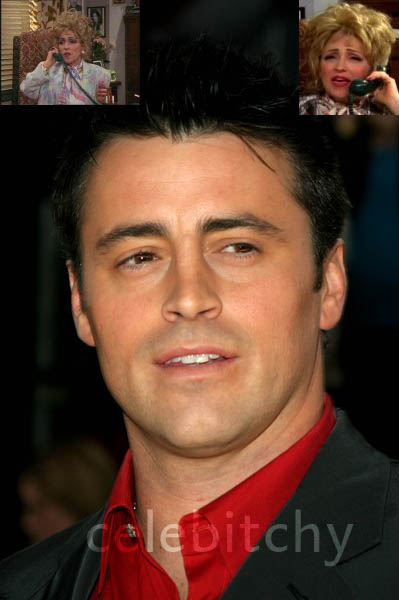 matt leblanc daughter. Matt LeBlanc#39;s former manager