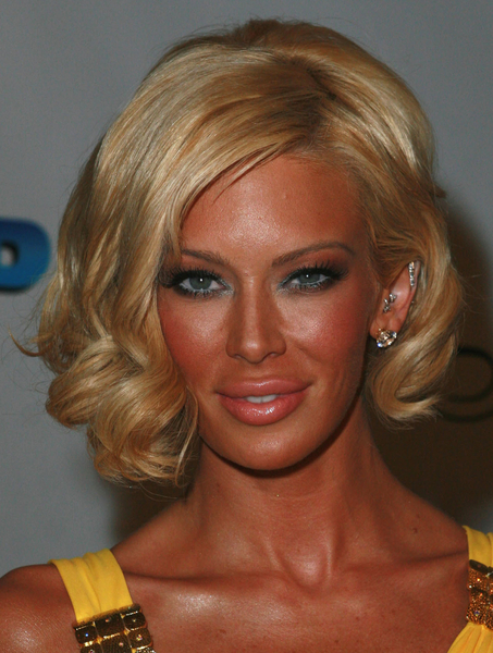Porn Queen Jenna Jameson had her gigantic breast implants removed, and