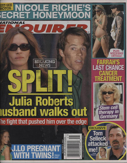 julia roberts husband. Julia Roberts#39; husband walks