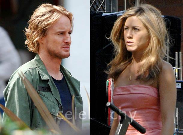Jennifer Aniston Reaches Out To Owen Wilson