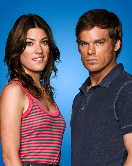 dexter and his sister dating