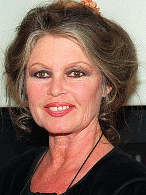 Something tells me that won't make Brigitte Bardot keep her thoughts to