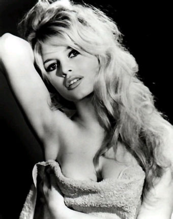 French actress and general rabblerouser Brigitte Bardot 73