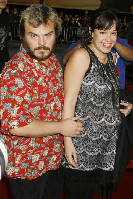 Cele|bitchy | Jack Black and his wife have a baby boy