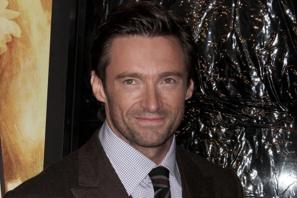Hugh Jackman admits he used to go gay clubs all the time.