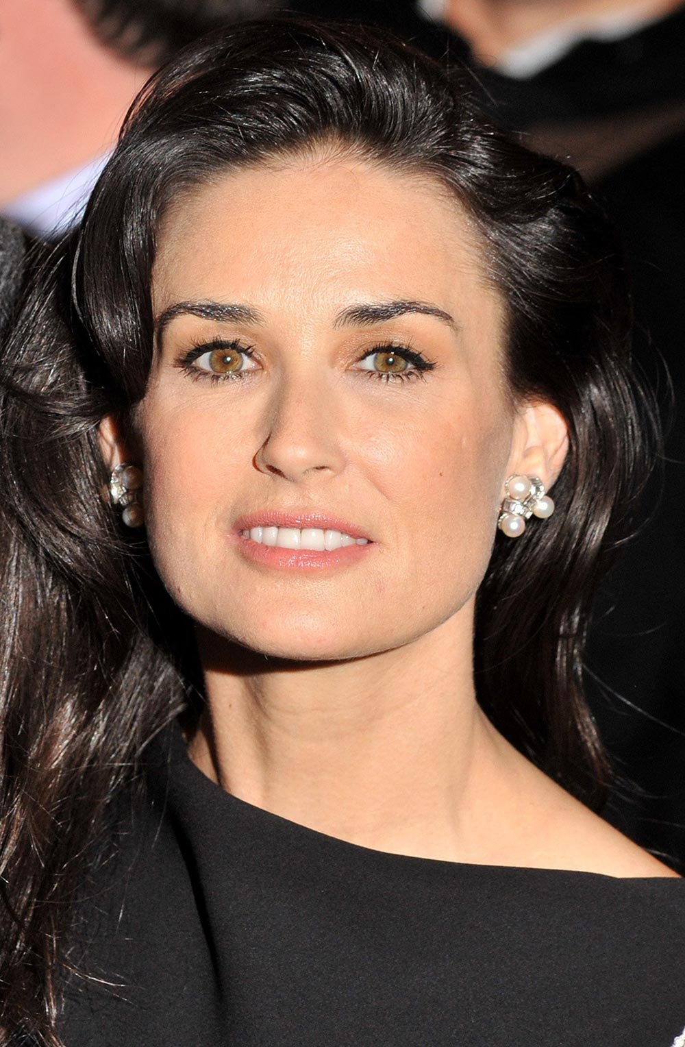 Demi Moore sort-of denies she's had plastic surgery