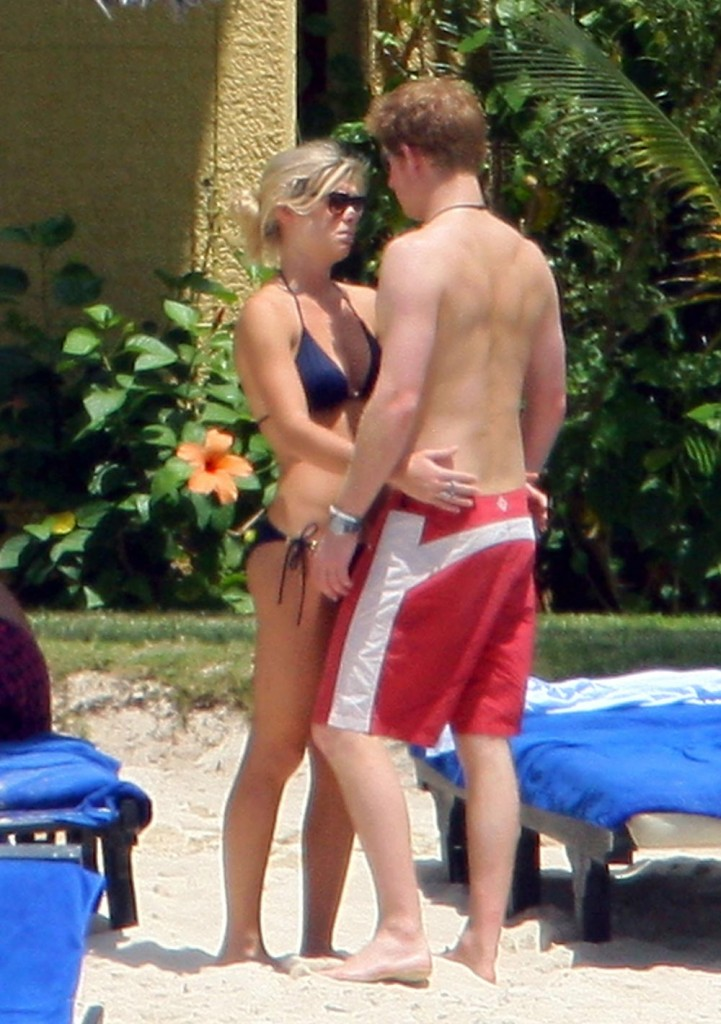 prince harry is hot. Prince Harry and Chelsy Davy