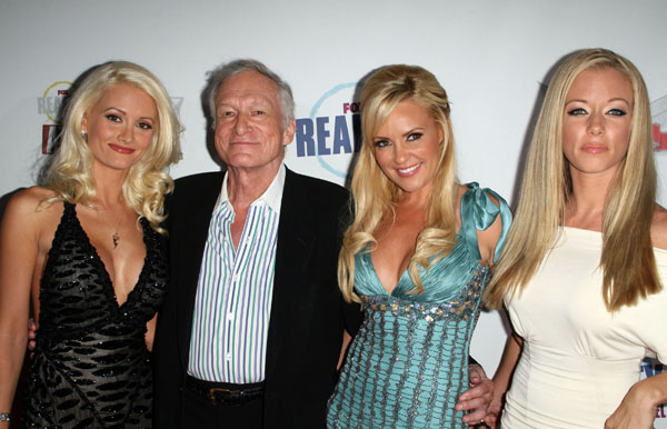 hugh hefner orgies Jun 2015  Holly Madison Spills Dirty Details About Orgies With Hef Inside the  when she  was invited into Hugh Hefner's bedroom for the first time.