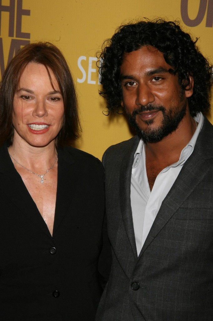 Naveen Andrews with Single
