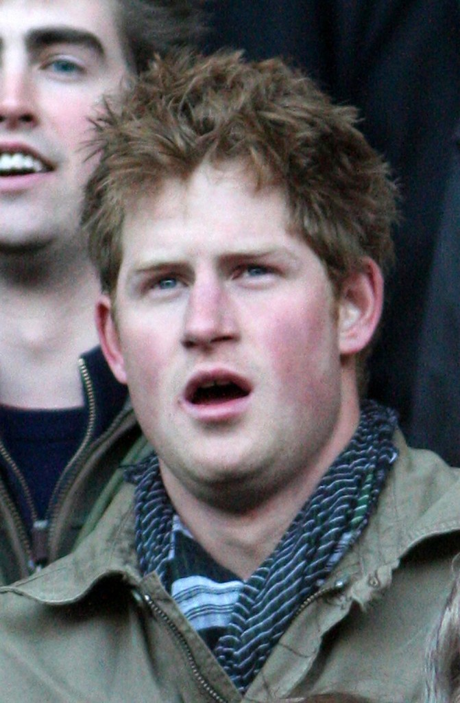 prince harry nazi uniform photo. Prince Harry is trouble for