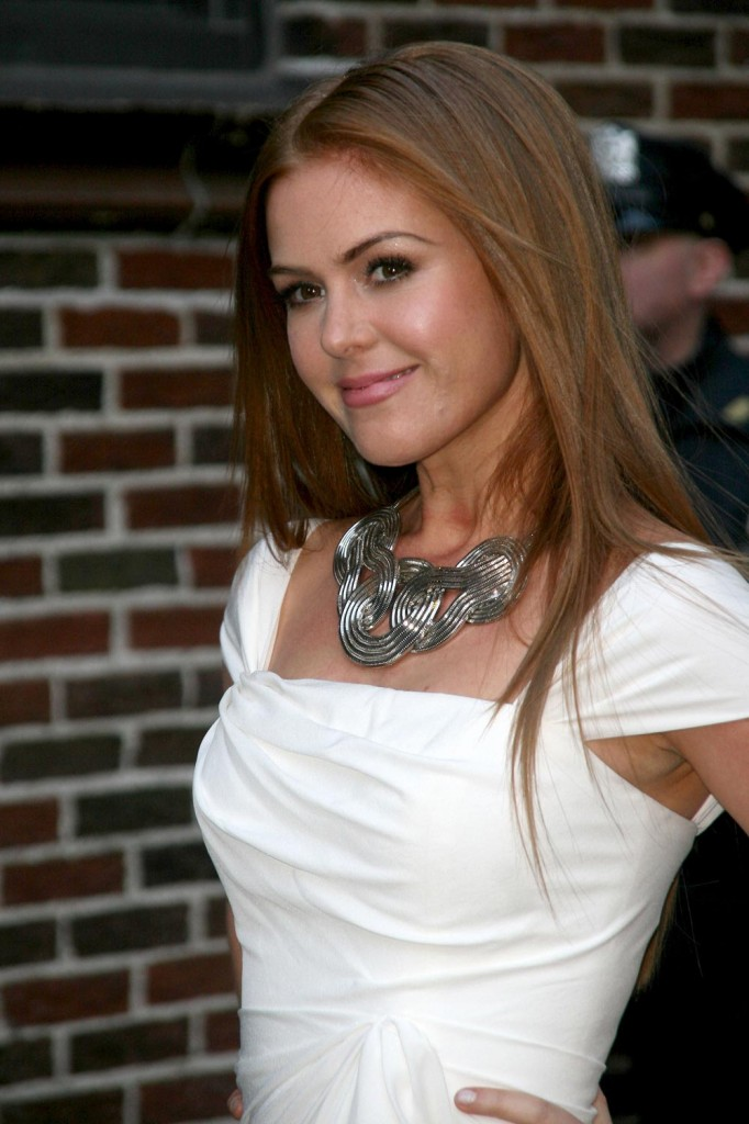 Isla Fisher Movies Isla Fisher is Promoting Her