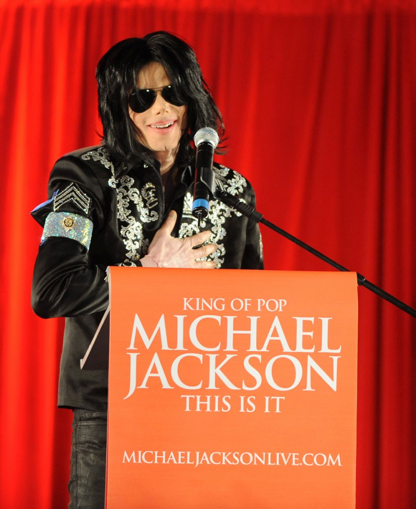 michael jackson press conference 4 050309