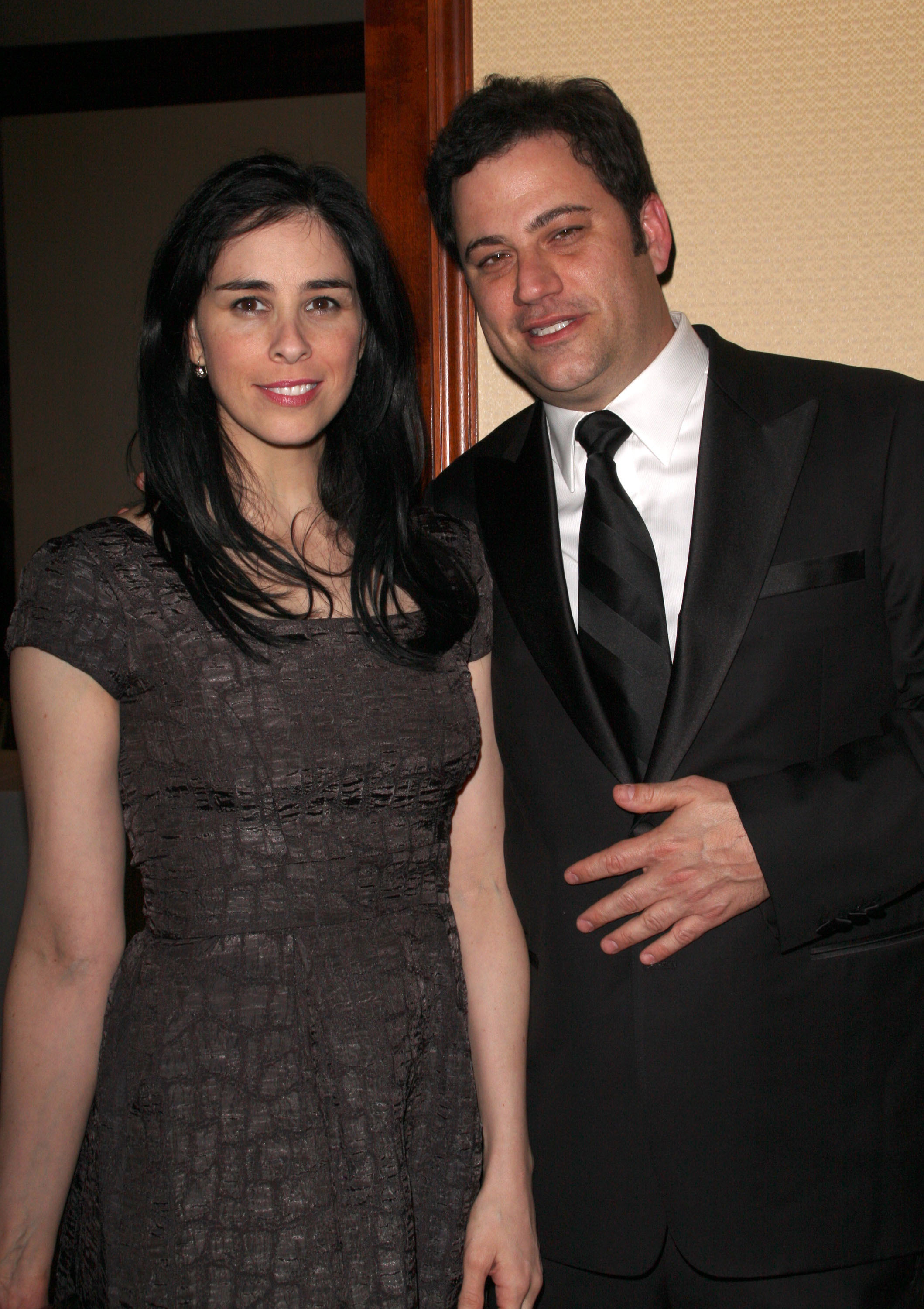 when did sarah silverman and jimmy kimmel start dating