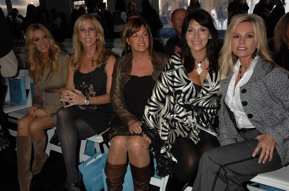 Tamra Barney, Tammy Knickerbocker,  Jeana Keough, Vicki Gunvalso