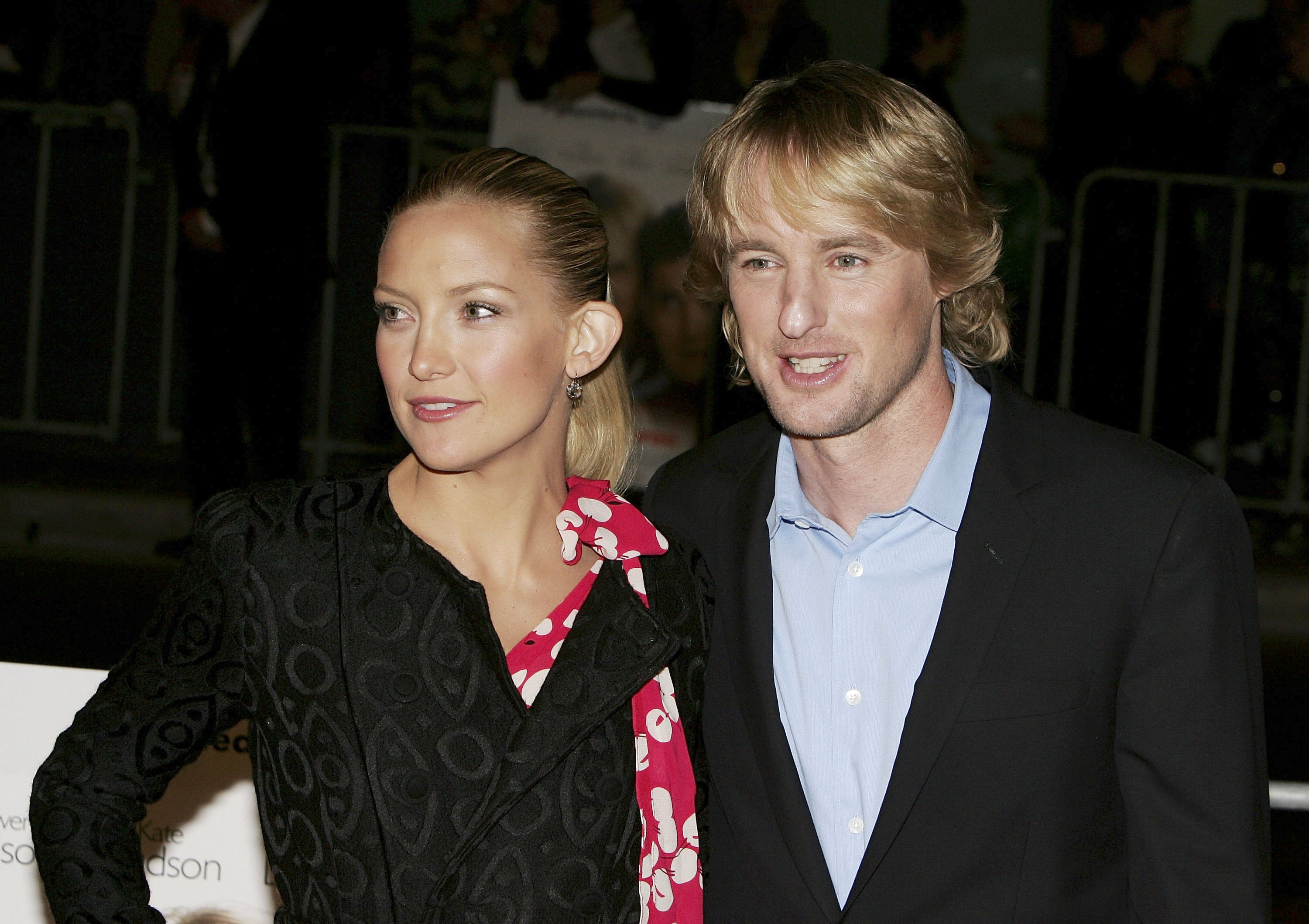 why did kate hudson and owen wilson break up