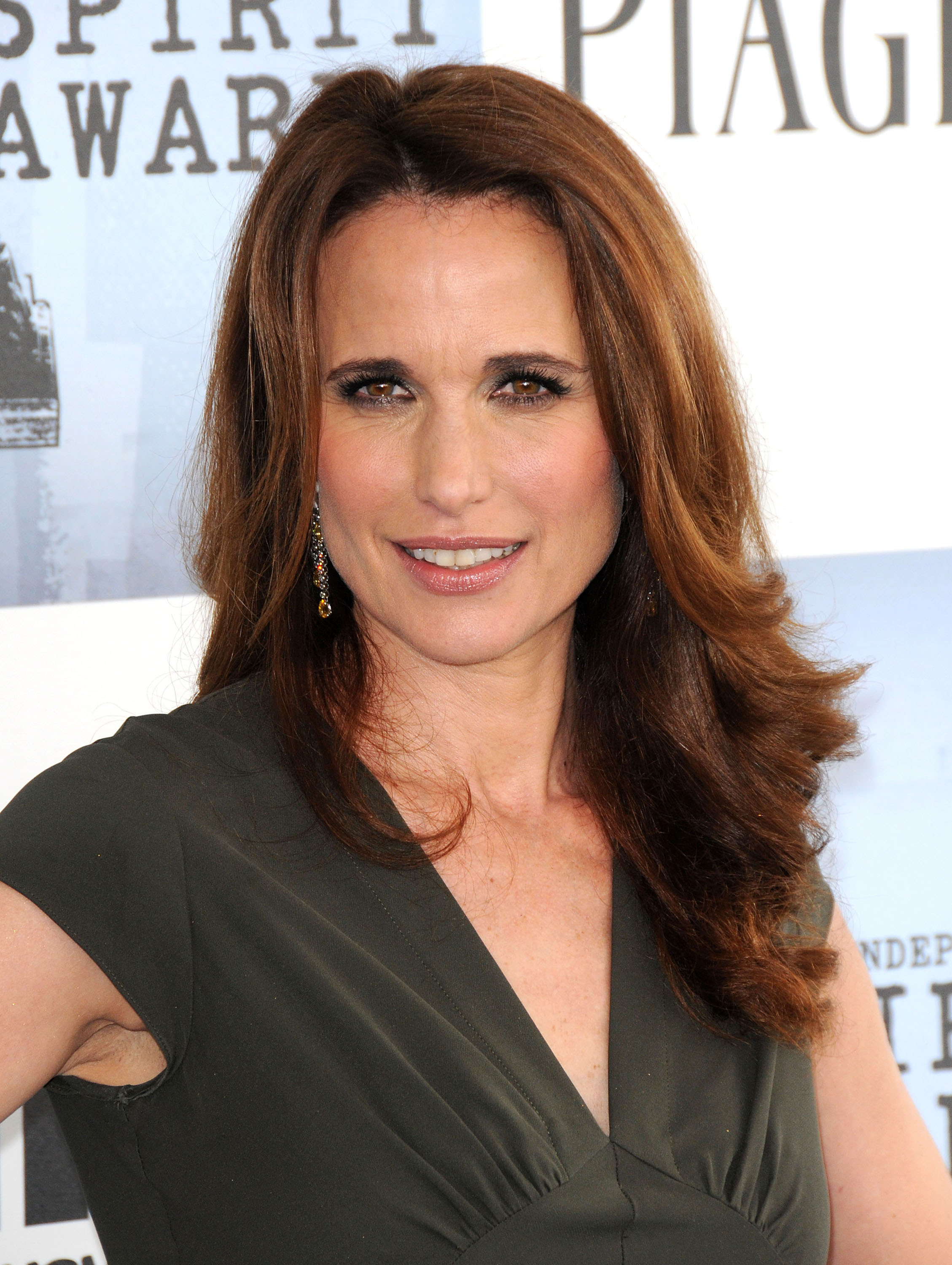 Some people will disagree, but I've always found Andie MacDowell to be ...