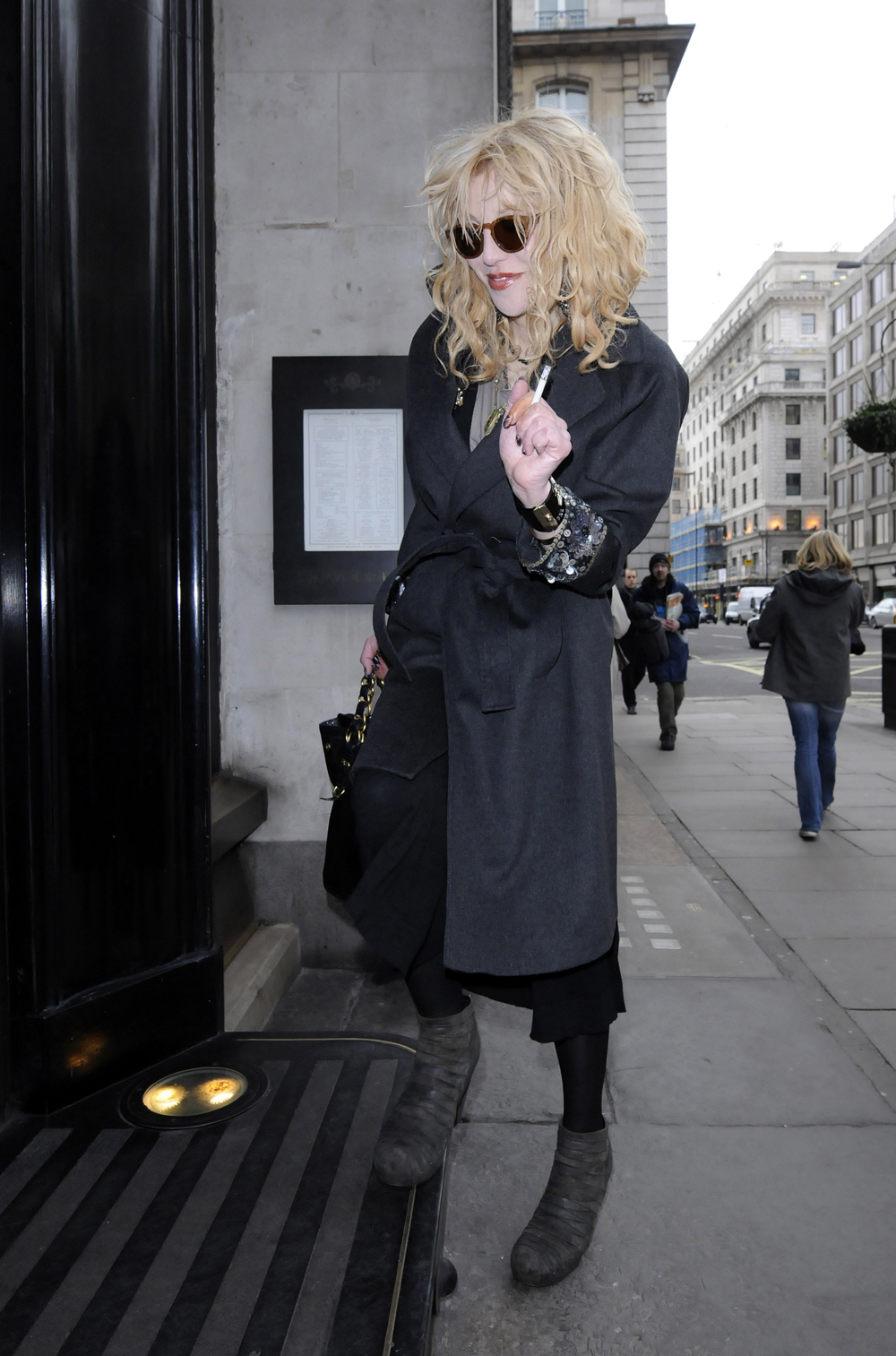 fp 1890739 exclusive    courtney love has a morning smoke Of course, I think any girl's. Of course, I think any girl's