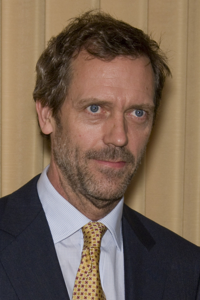 hugh laurie young. favorites is Hugh Laurie.