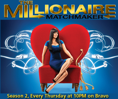 Cele|bitchy » Blog Archive » 'Millionaire Matchmaker' wants to work with