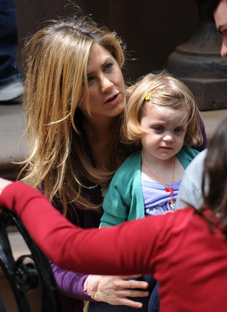 Jennifer Aniston Children