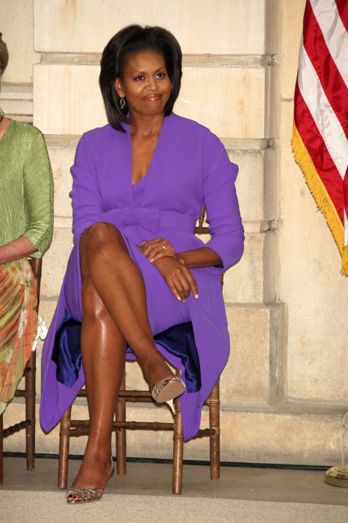 Cele Bitchy Michelle Obama S Time Magazine Cover Interview