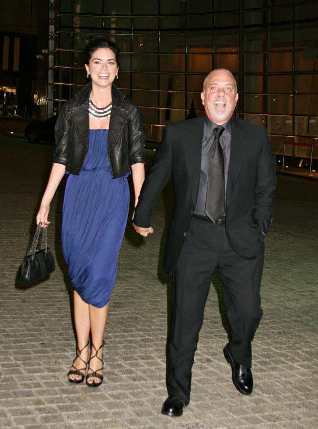 Watch Billy Joel and Katie Lee Split After Five Years ofMarriage video