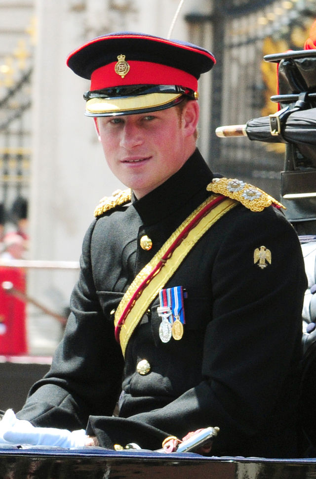 prince harry recent photos. A recent poll was conducted in