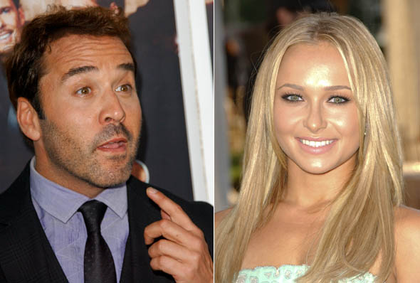 is jeremy piven dating anyone