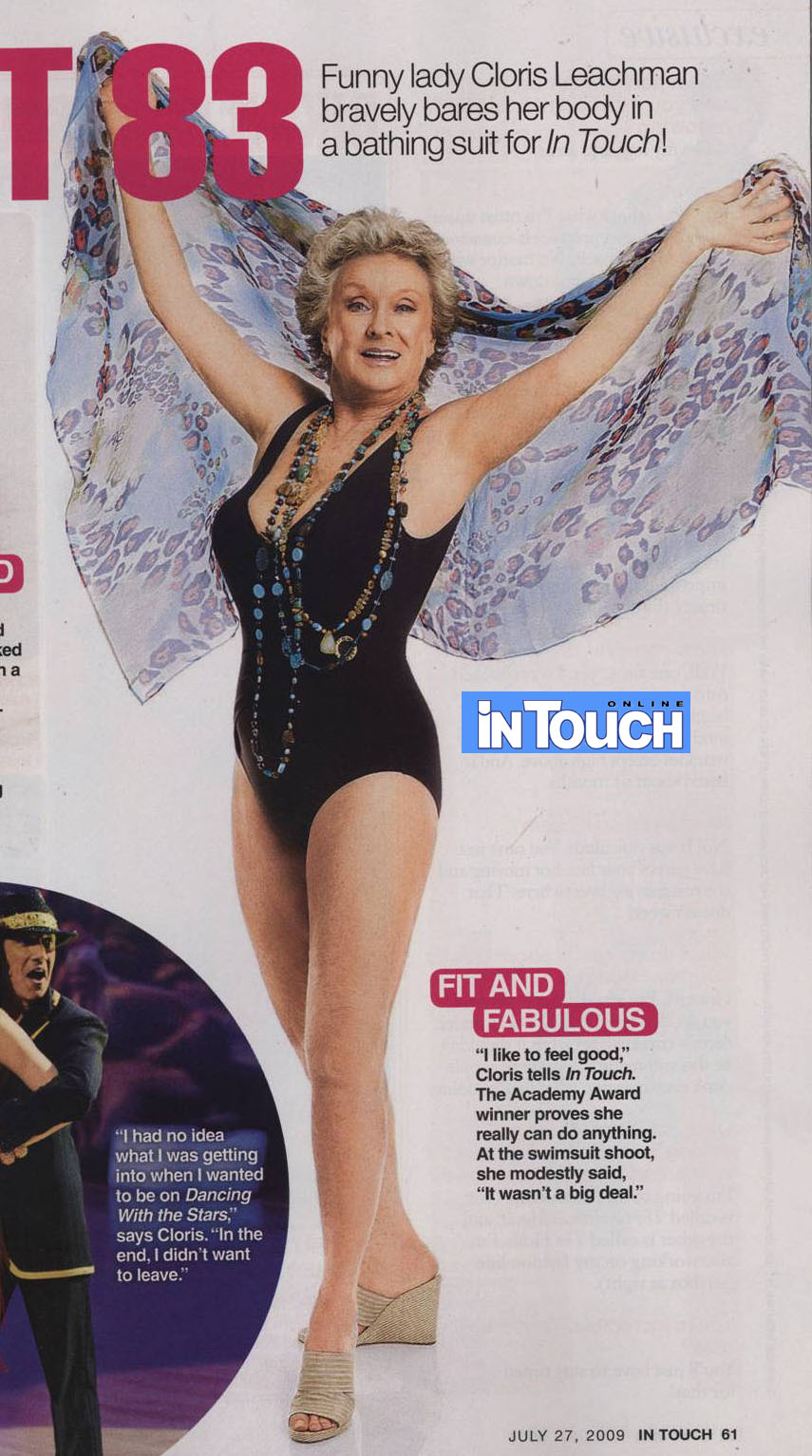 Cloris Leachman funny