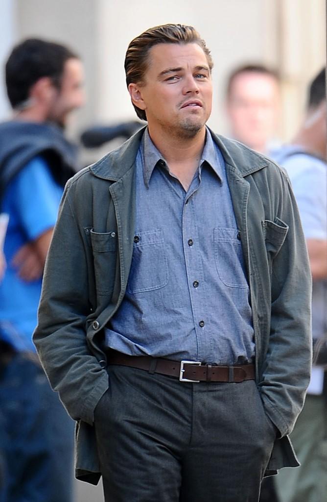 Cele|bitchy | Leonardo DiCaprio will pull a Christian Bale ...