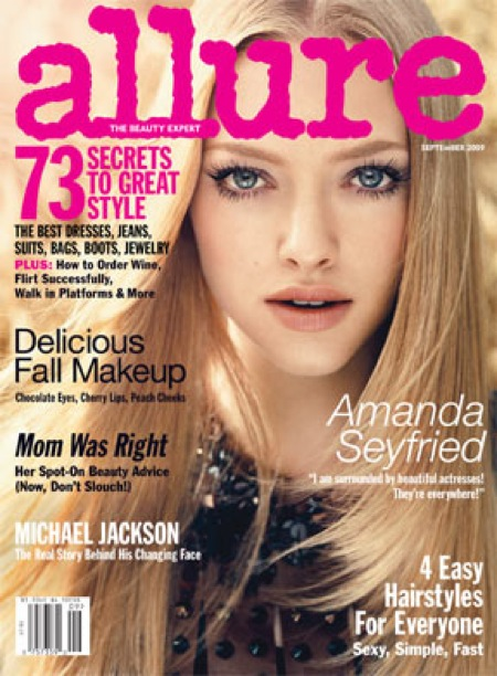does amanda seyfried have kids