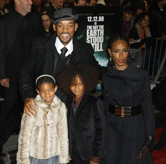 will smith kids pictures. Jada Pinkett Smith, Will Smith