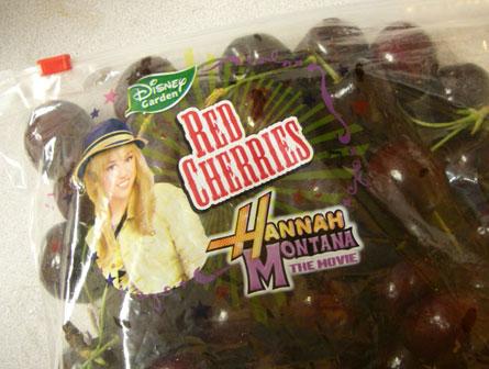 Hannah Montana Cherries