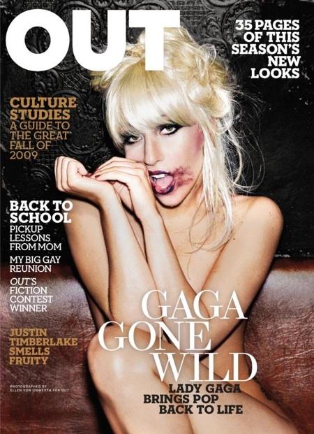 lady gaga ugly face. an opinion on Lady Gaga.