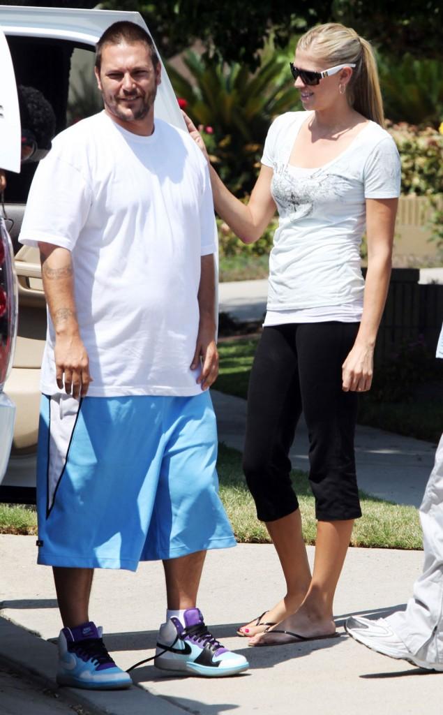 Fed shar jackson celebrity fit club