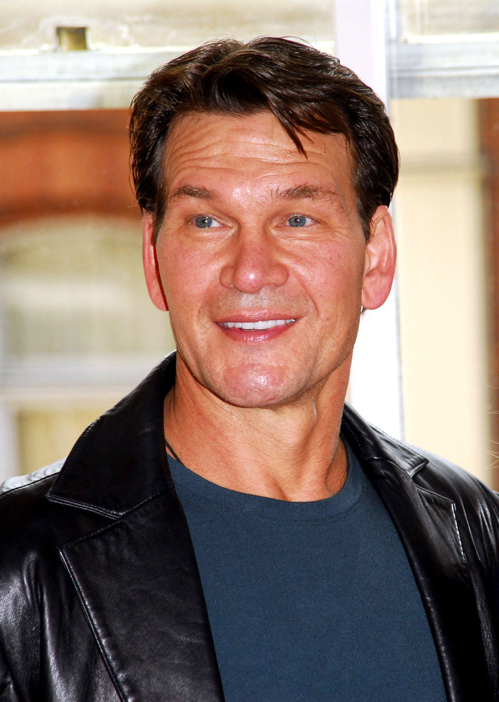 Patrick Swayze dies after 20-month battle with pancreatic cancer
