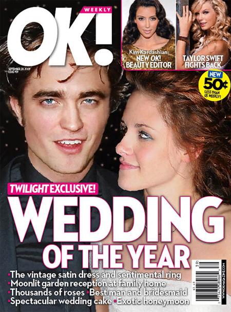 Download this Kaiser Kristen Stewart Robert Pattinson Weddings picture