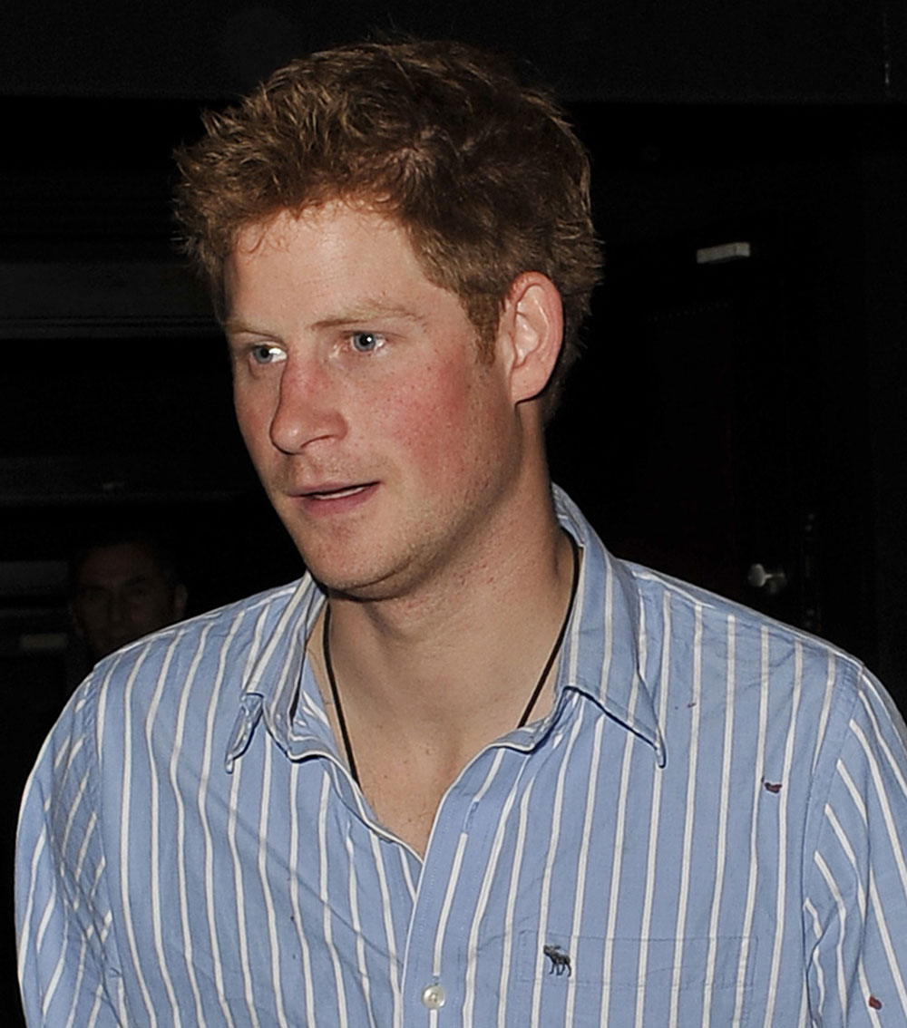 prince harry windsor fanfiction