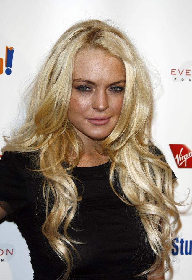 lindsay lohan drugs 2009. Lindsay Lohan to her dad,