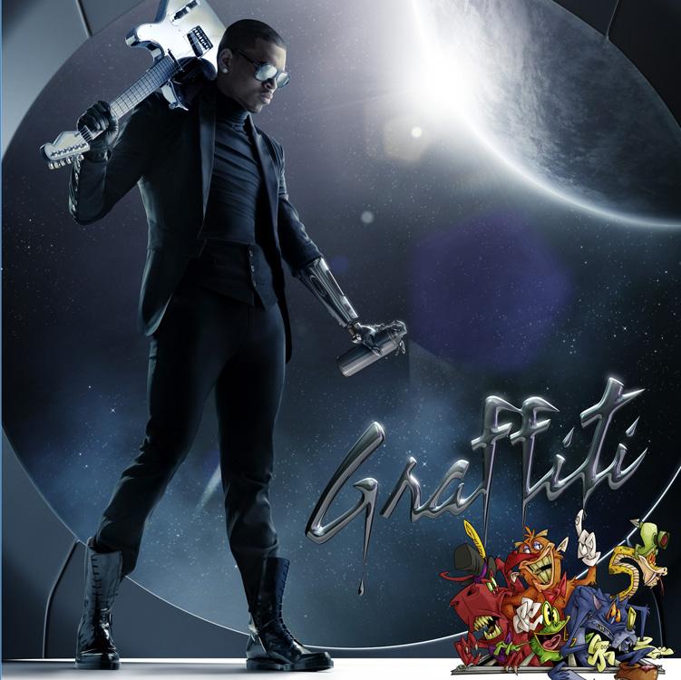 The album artwork for Chris