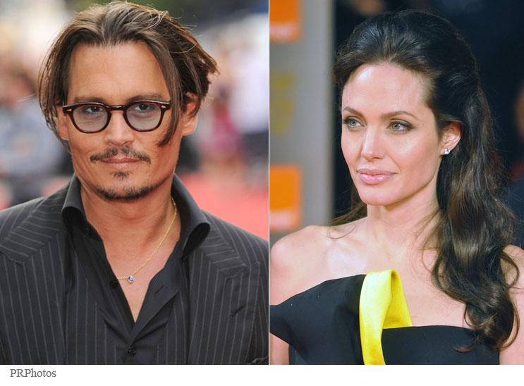 Биография Анджелины Джоли (Angelina Jolie Voight) .