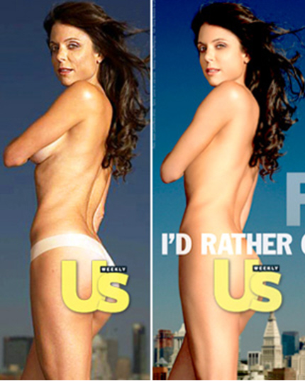 bethenny frankel peta untouched. on Bethenny Frankel#39;s
