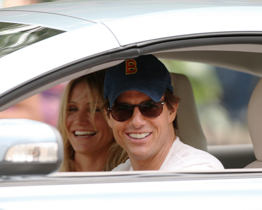 tom cruise and cameron diaz movies list. Cameron Diaz and Tom Cruise on