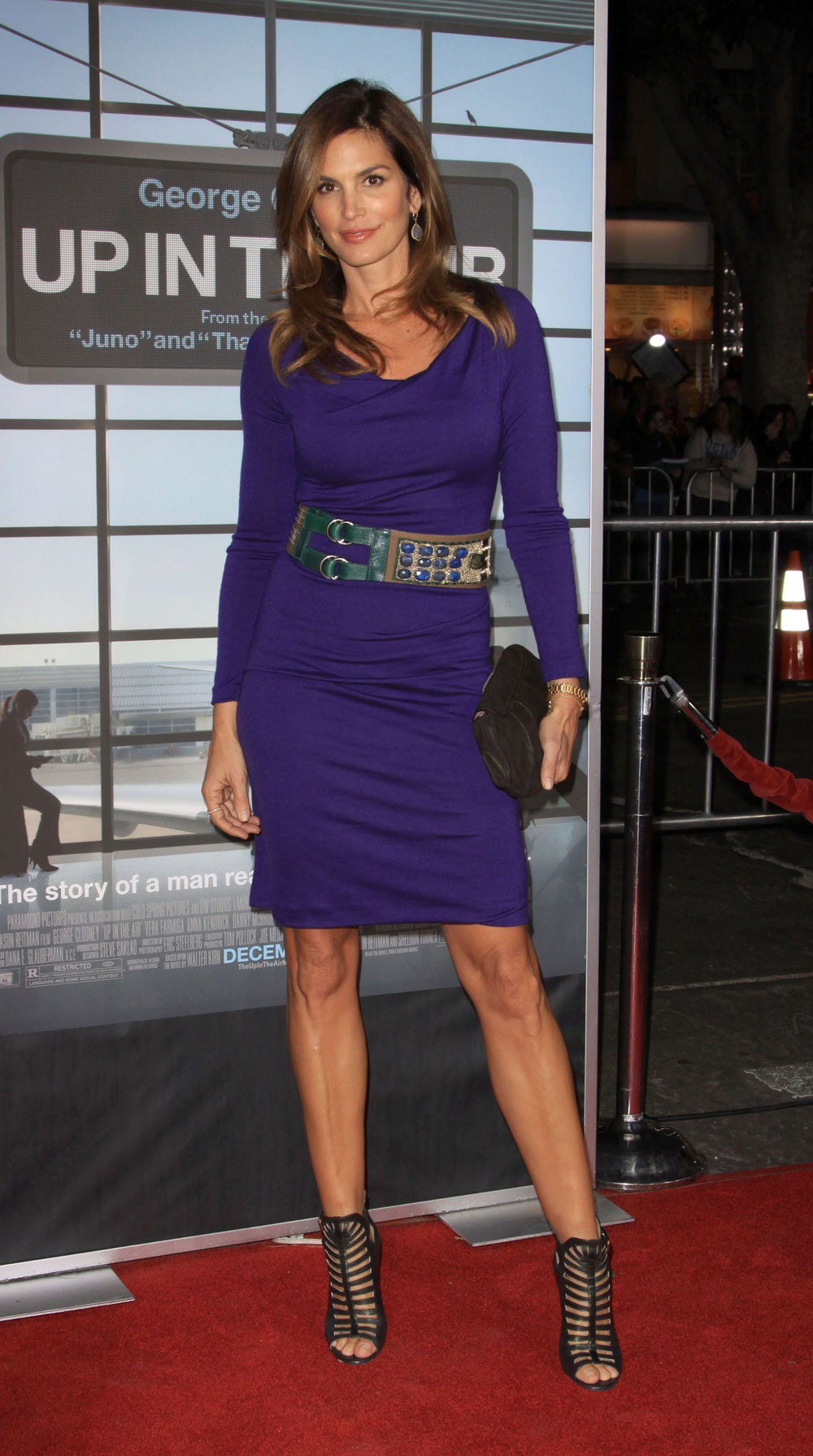 Cindy Crawford Admits to Using Botox, But These 5 Stars Deny Going Under theKnife
