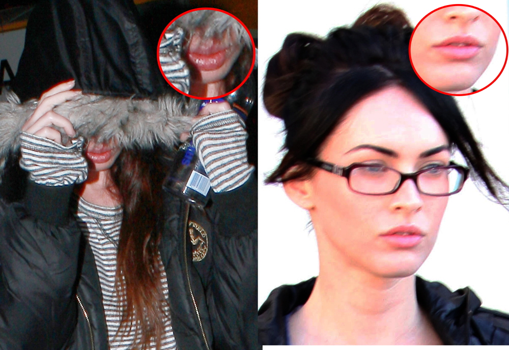 megan fox plastic surgery nose. me off about Megan Fox is