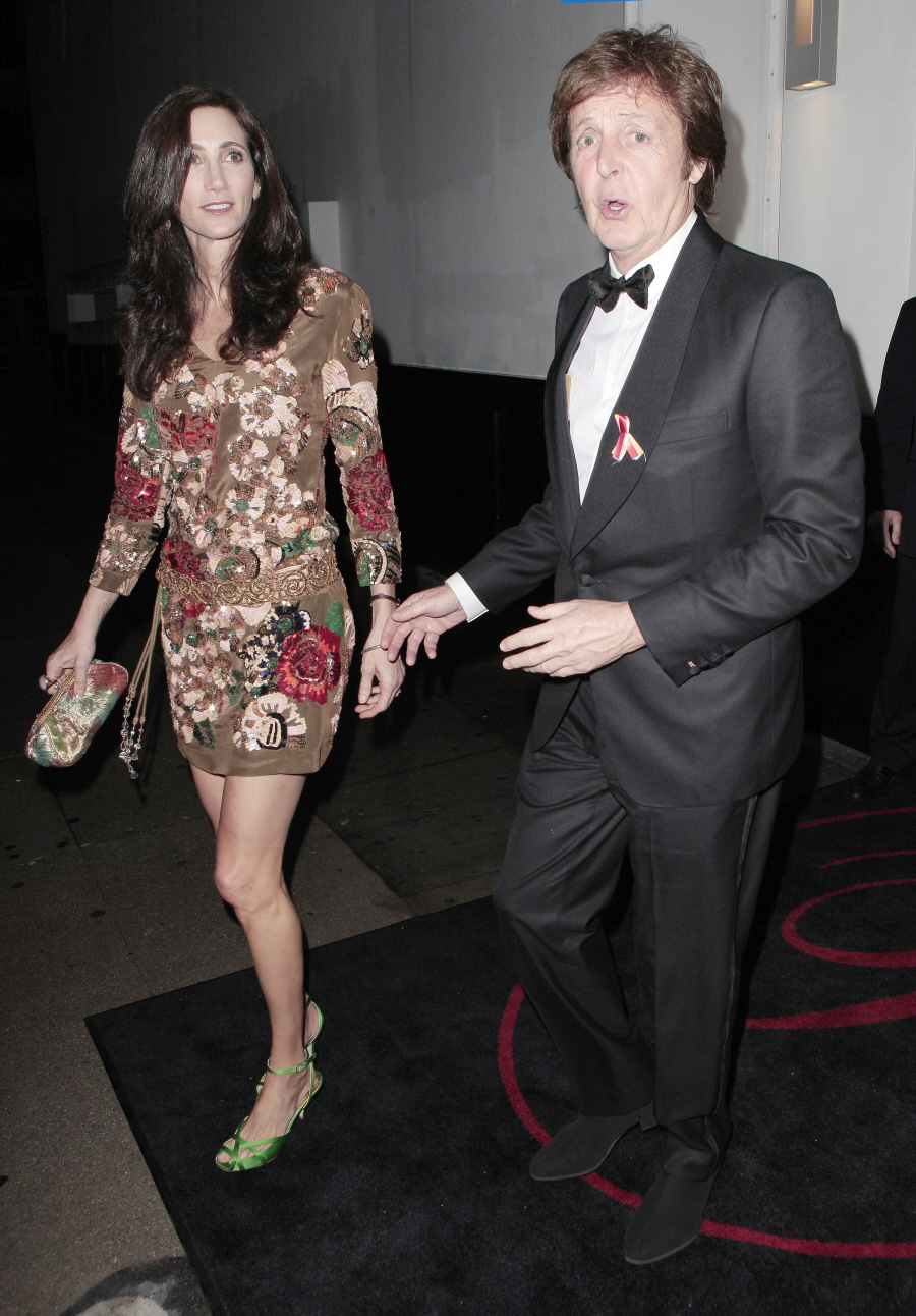 nancy shevell dating Former beatle marries american jewish heiress nancy shevell at  the choice  of wedding date seemed especially poignant as sunday would.