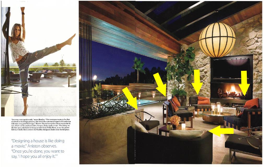 jennifer aniston home photos. jennifer aniston home photos. Inside Jennifer Aniston#39;s