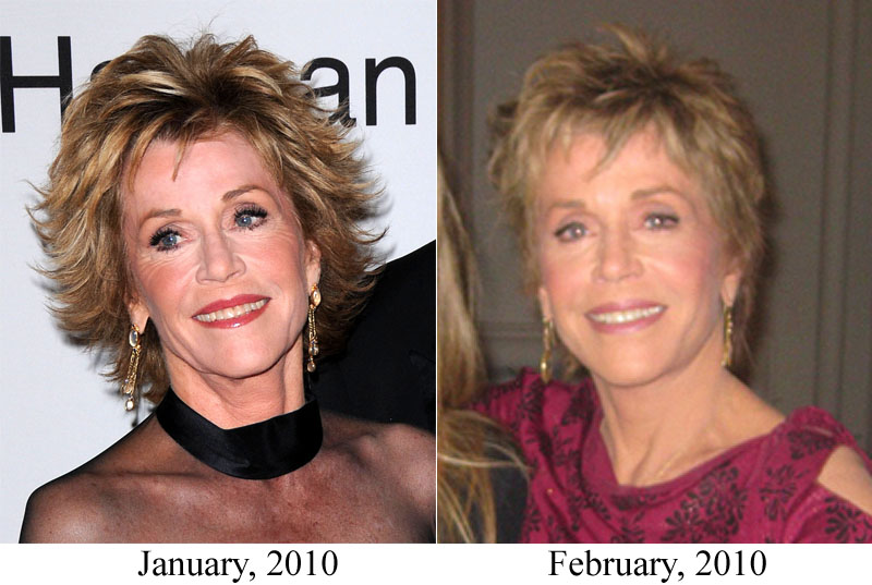 jane fonda hairstyles. Actress Jane Fonda, 72,