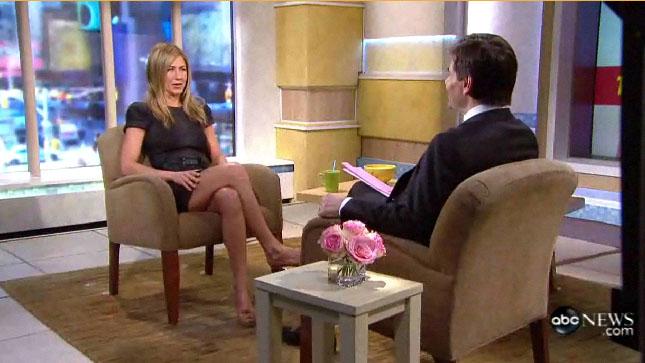Jennifer Aniston Father Soap Opera. Jennifer Aniston calls